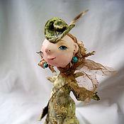 Куклы и игрушки ручной работы. Ярмарка Мастеров - ручная работа Пани Катаржина. Handmade.