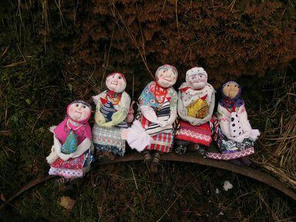 Народные куклы ручной работы. Ярмарка Мастеров - ручная работа. Купить деревенские бабушки и внучки.народные куклы в подарок.обереги. Handmade.