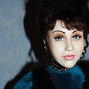 Куклы и игрушки ручной работы. Ярмарка Мастеров - ручная работа Женщина из прошлого. Handmade.