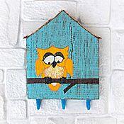 Для дома и интерьера handmade. Livemaster - original item The housekeeper is a wall Doll. Small size. Handmade.