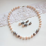 Jewelry Sets handmade. Livemaster - original item Jewelry sets: Evening. Handmade.