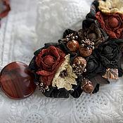 Украшения handmade. Livemaster - original item Necklace Of The Terra. Handmade.