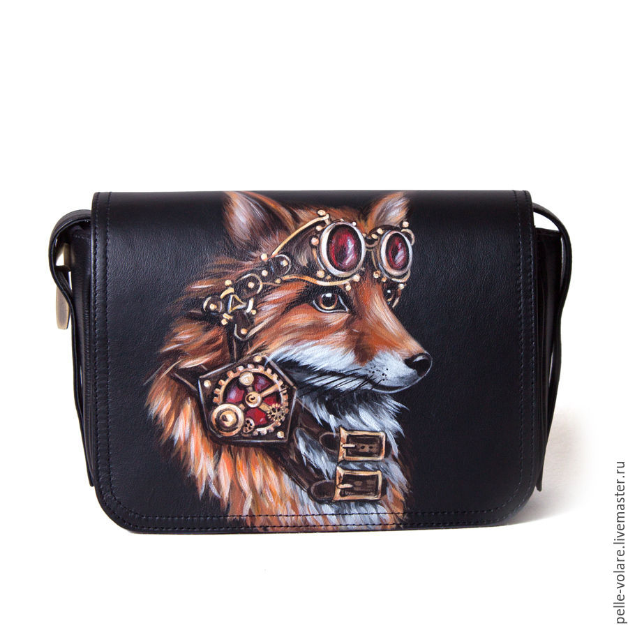 Каталог сумок из натуральной кожи и замши