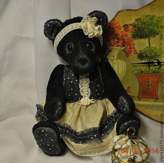 """Мишки Тедди ручной работы. Ярмарка Мастеров - ручная работа. Купить Мишка Тедди """"Полина"""". Handmade. Мишка, тедди, плюш"""