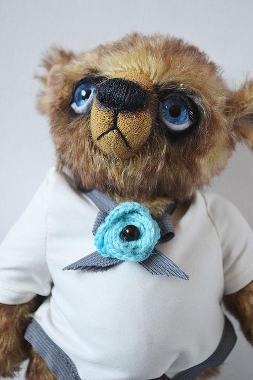 Мишки Тедди ручной работы. Ярмарка Мастеров - ручная работа. Купить Мия. Handmade. Мишки тедди, коллекционные медведи