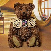 Куклы и игрушки handmade. Livemaster - original item Benedict bear with a roar classic style. Handmade.