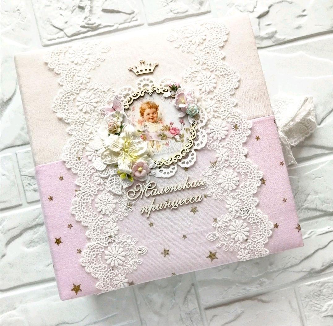 Альбом для девочки первого года жизни, Фотоальбомы, Камышлов,  Фото №1