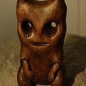 Куклы и игрушки ручной работы. Ярмарка Мастеров - ручная работа Кукла из дерева. Handmade.