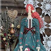 Куклы и игрушки ручной работы. Ярмарка Мастеров - ручная работа Кукла Тильда Магда.. Handmade.