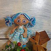 Куклы и игрушки ручной работы. Ярмарка Мастеров - ручная работа Кукла малышка. Маришка. Handmade.