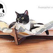 Для домашних животных, ручной работы. Ярмарка Мастеров - ручная работа Гамак для питомца. Handmade.