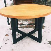 Для дома и интерьера handmade. Livemaster - original item Solid cedar Round. Handmade.