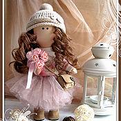 Куклы и игрушки ручной работы. Ярмарка Мастеров - ручная работа Куколка малышка. Handmade.