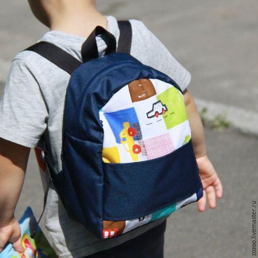 Рюкзаки ручной работы. Ярмарка Мастеров - ручная работа. Купить Детский непромокаемый рюкзак. Handmade. Рюкзак детский, рюкзак