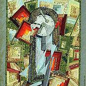 """Картины и панно ручной работы. Ярмарка Мастеров - ручная работа Панно """"Вне времени"""". Handmade."""