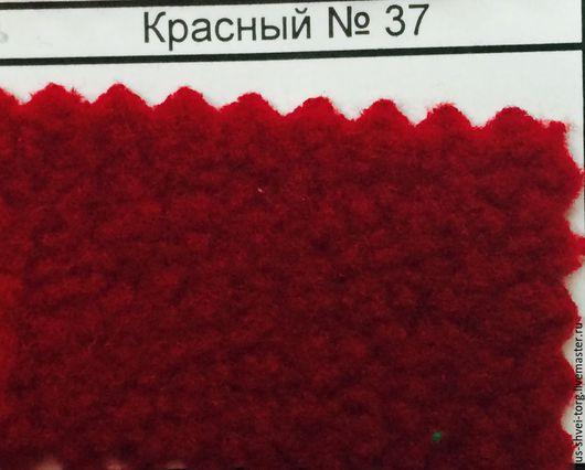 Флис 220гр./м2 красный