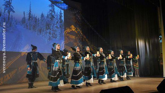 """Якутский национальный танец """" Встреча весны"""""""