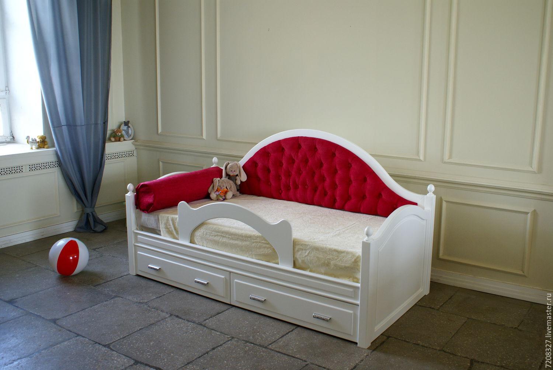 руками своими детская кровать-диван
