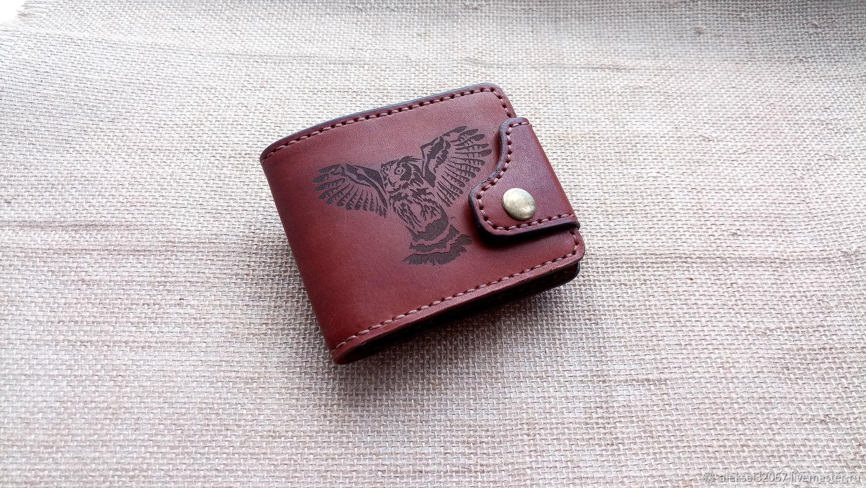 Leather purse, Wallets, Smolensk,  Фото №1