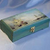 Для дома и интерьера handmade. Livemaster - original item Copernica hardwood/copernica decoupage/copernica as a gift. Handmade.