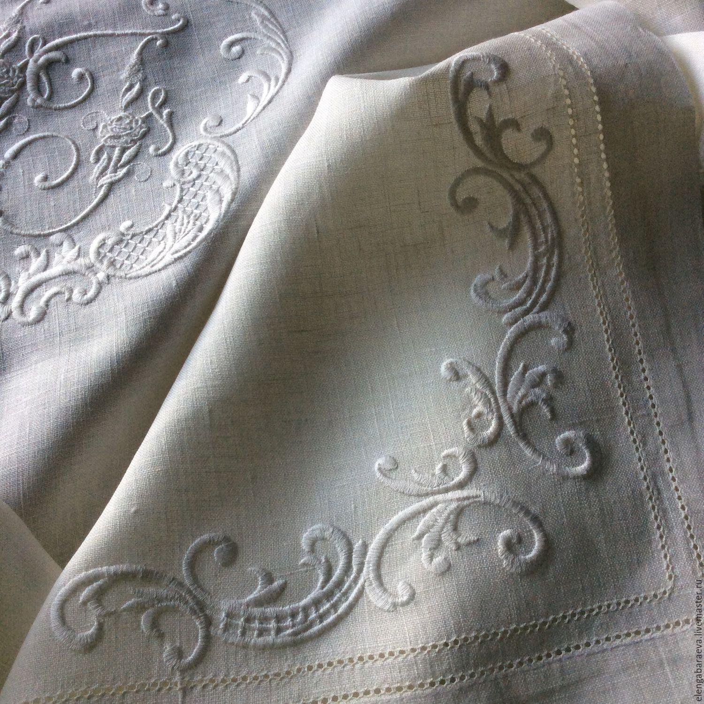 История монограммы вышивка