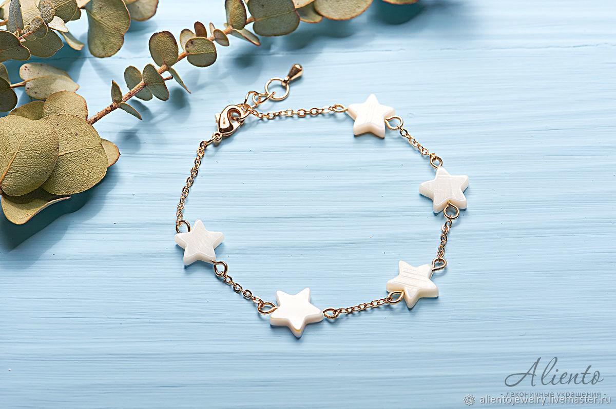 Bracelet with stars, stars