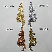 Scrapbooking Elements handmade. Livemaster - original item Patina