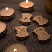 Руны ручной работы. Ярмарка Мастеров - ручная работа Руны из дерева. Handmade.
