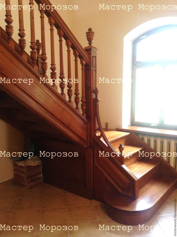Exterior U0026 Сottage Home Handmade. Livemaster   Handmade. Buy STAIRS TO  ORDER.Stairs ...