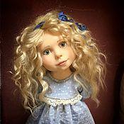 "Куклы и пупсы ручной работы. Ярмарка Мастеров - ручная работа Авторская кукла ""Соня"". Handmade."