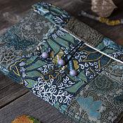 Блокноты ручной работы. Ярмарка Мастеров - ручная работа Софтбук ручной работы, состаренные странички. Handmade.