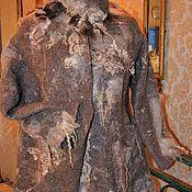 Одежда ручной работы. Ярмарка Мастеров - ручная работа Стильный жакет в стиле романтического бохо. Handmade.