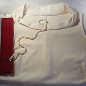"""Одежда ручной работы. Ярмарка Мастеров - ручная работа Блузка без рукавов """"Амелия"""". Handmade."""