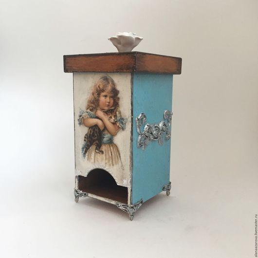 Чайный домик с фарфоровой ручкой в виде розы на изящных ножках ` Angel` Чайный домик с лепниной Чайный домик с розами Алана Азарова