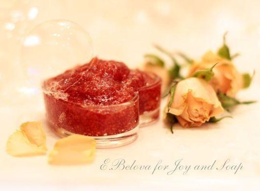 Бельди Joysoap ДОЛИНА РОЗ. Банное мыло с эфирным маслом розы
