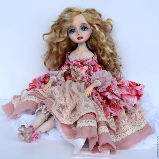 Кукла интерьерная. Кукла будуарная. Купить куклу. Авторская кукла.