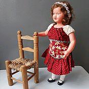 Винтаж handmade. Livemaster - original item Vintage doll . France.. Handmade.