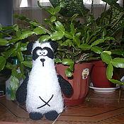 Куклы и игрушки handmade. Livemaster - original item Crazy panda.. Handmade.
