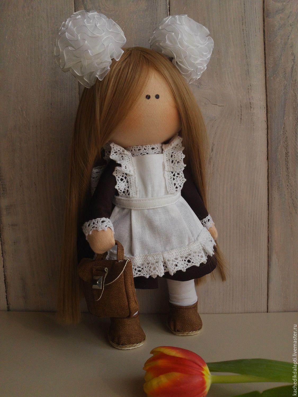 Куклы ручной работы пупсы
