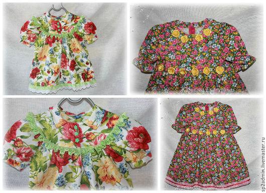 Одежда для девочек, ручной работы. Ярмарка Мастеров - ручная работа. Купить Платье детское лето. Handmade. Платье, летнее