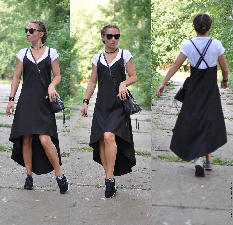 50b932c9a711 Интернет-магазин Платья ручной работы. Заказать платье - комбинация. Materia  Prima ателье онлайн. Ярмарка Мастеров