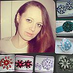 МаринаАксессуарыКанзаши (avvakumova) - Ярмарка Мастеров - ручная работа, handmade