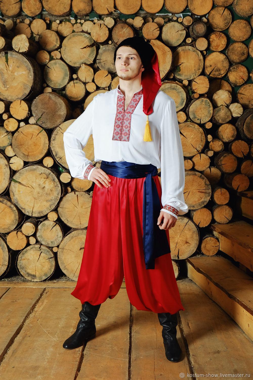 Арт. 1155, Народные костюмы, Москва,  Фото №1