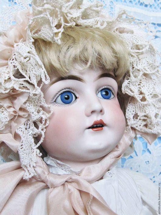 Винтажные куклы и игрушки. Ярмарка Мастеров - ручная работа. Купить Улыбающаяся Kestner  mold 146. Handmade. Белый