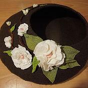 """Для домашних животных, ручной работы. Ярмарка Мастеров - ручная работа Валяный домик для кошки """"Весна"""". Handmade."""
