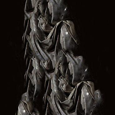 Для дома и интерьера ручной работы. Ярмарка Мастеров - ручная работа Скульптуры: Фигура. Handmade.