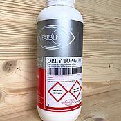 Orly TOP GUM покрытие для резинового эффекта