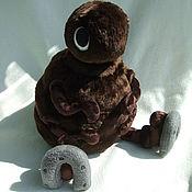 Куклы и игрушки ручной работы. Ярмарка Мастеров - ручная работа Блоха подкованная. Handmade.