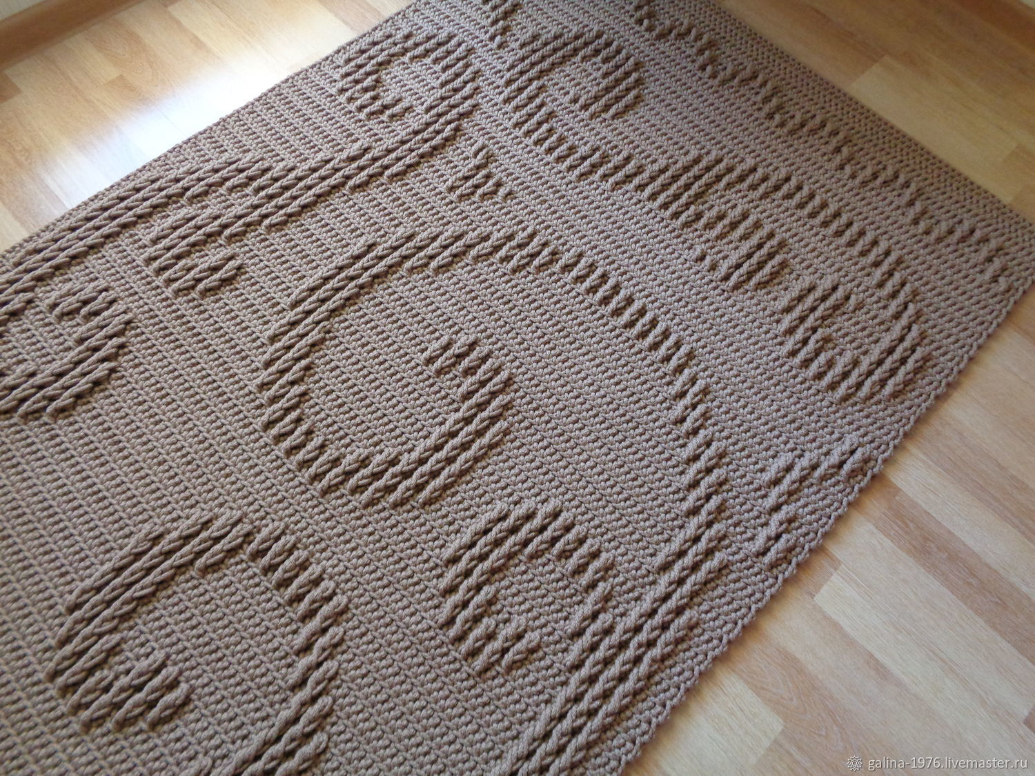 Knitted track ' Eternity', Carpets, Voronezh,  Фото №1