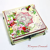 Сувениры и подарки handmade. Livemaster - original item Box - box